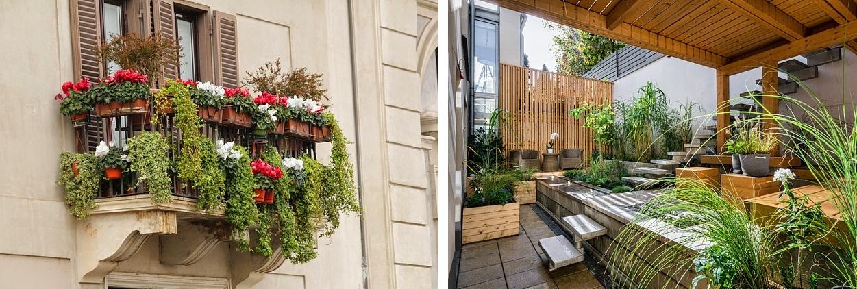 Balkon I Taras Gotowy Na Wiosnę Wooder