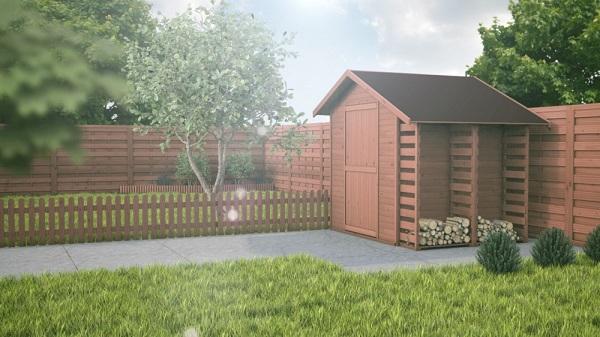 Funkcjonalne i estetyczne domki narzędziowe do ogrodu i na działkę