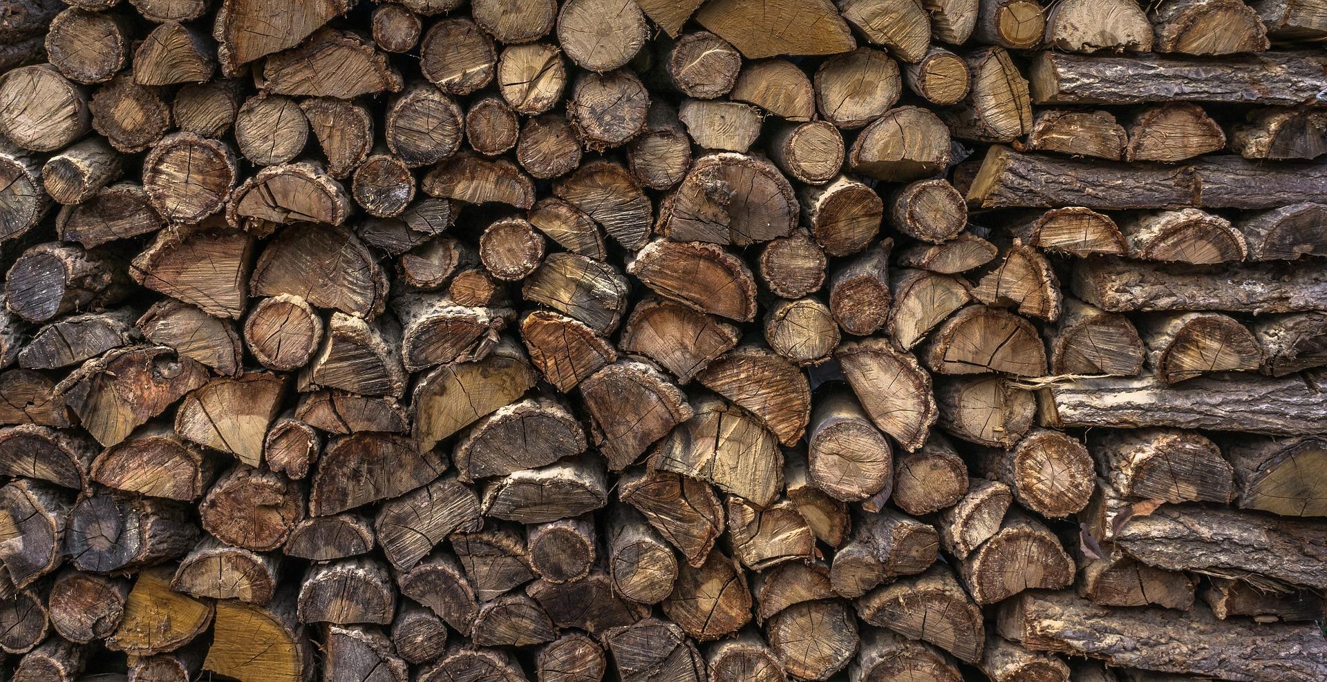 maksymalna wilgotność drewna, które możemy wrzucić do domowego kominka to 20%,