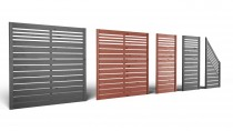 Zbuduj stylowe ogrodzenie z elementów Wooder: duży wybór