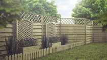 Jak wykorzystać mały płotek sztachetowy w ogrodzie?