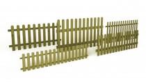 Zbuduj ogrodzenie z płotów sztachetowych Wooder