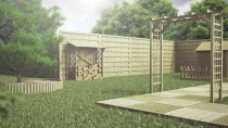 Niskie obrzeże rabatowe - niezbędne akcesoria do ogrodu