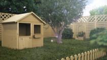 Zaplanuj strefę zabawy dla dzieciaków w ogrodzie