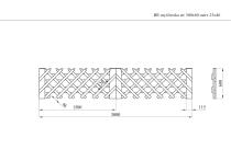 BR myśliwska str 300x60 ostrz 23x46 - II gatunek