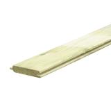 Połącz deski i stwórz elewację drewnianą