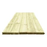 Elegancja elewacja drewniana - estetyczna powierzchnia