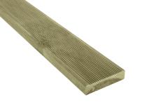 Elementy do budowy tarasu - naturalne drewno sosnowe