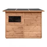 Domek ogrodowy narzędziowy MAXI bez podłogi