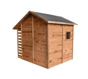 Funkcjonalny domek na narzędzia jest niezbędny w każdym ogrodzie lub na działce