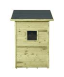 Domkek drewniany MINI to doskonały schowek ogrodowy na niezbędne akcesoria