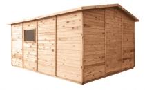 Wysoka jakość i przystępna cena - domek ogrodowy!