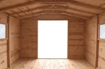 Naturalny domek drewniany w Twoim ogrodzie
