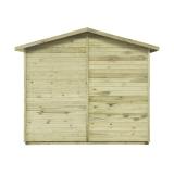 Naturalne, ekologiczne domki z drewna