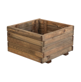 Donica drewniana 24x40x40