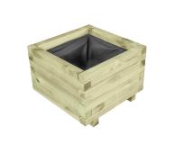 Donica drewniana 36x50x50
