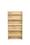 Warzywnik pionowy drewniany 180x90x14