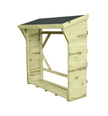 Drewutnia Wooder z podłogą - solidna konstrukcja