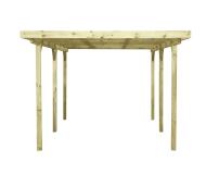 Deski zrobione z drewna sosnowego