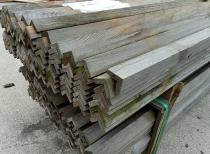Kątownik drewniany 4,5x240x4,5 - II gatunek