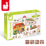 Ekologiczne zabawki z drewna to pomysł na prezent urodzinowy dla dziecka