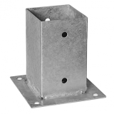Kotwa przykręcana na beton 6x6