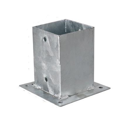 Kotwa przykręcana na beton 9x9