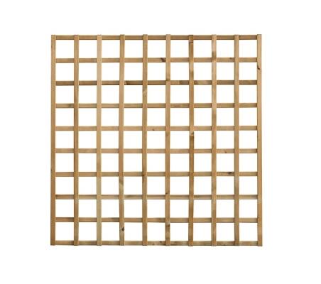 Kratka drewniana bez ramy 180x180x2,4