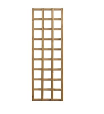 Kratka drewniana bez ramy 180x60x2,4
