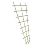 Kratka drewniana ścienna  V 65x150