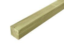Krawędziak słupek ogrodzeniowy 60x60x2500 naturalny
