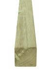 Drewniany krawędziak o długości 180 cm i podstawie 9 x 9 cm