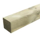 Krawędziak słupek ogrodzeniowy 70x70x1000 naturalny