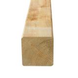 Krawędziak słupek ogrodzeniowy 90x90x1000 naturalny
