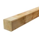 Krawędziak słupek ogrodzeniowy 90x90x1200 naturalny