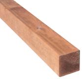 Krawędziak słupek ogrodzeniowy 90x90x1800 brązowy