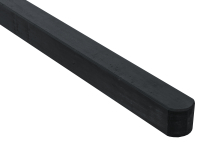 Solidny krawędziak szary o grubości 9 x 9 cm
