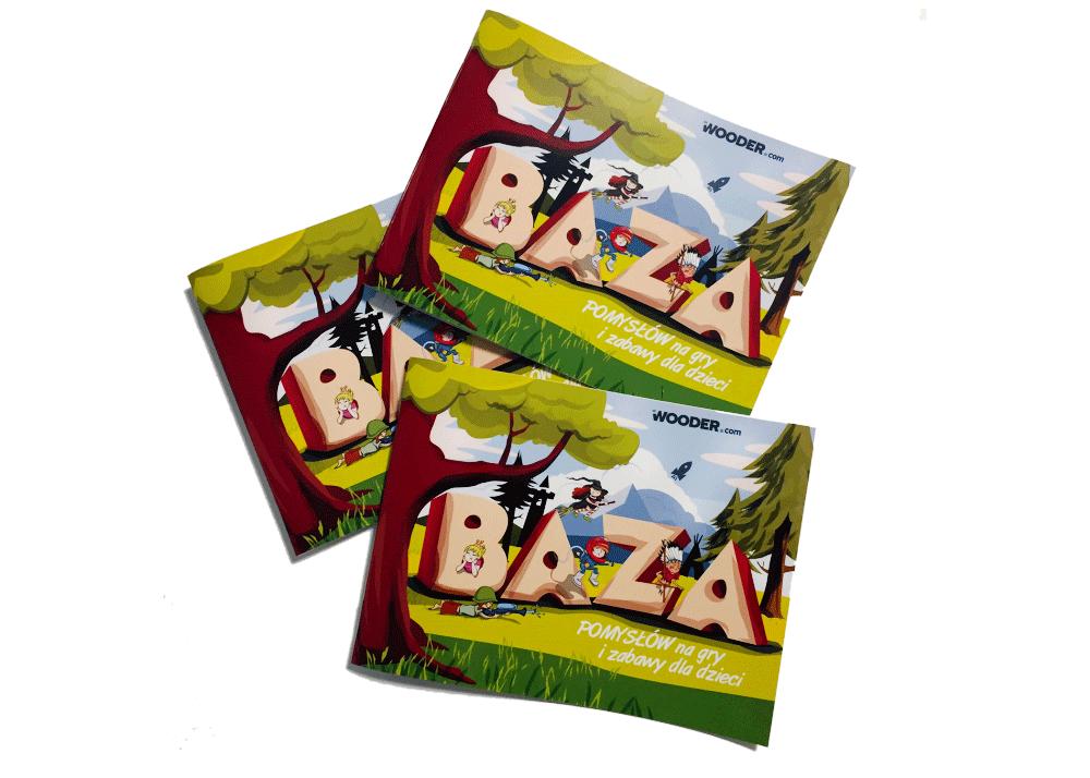 Książka gier i zabaw dla dzieci