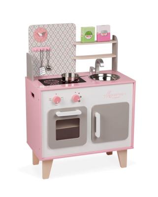 Ulubiona zabawka Twojego dziecka - kuchnia Macaron z akcesoriami