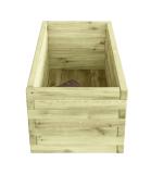 Donica drewniana - różne możliwości wykorzystania