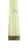 Estetycznie wykonana łata drewniana o grubości 3,5 cm