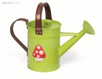 Piekna konewka dla dzieci do podlewania kwiatków w ogródku lub w domu