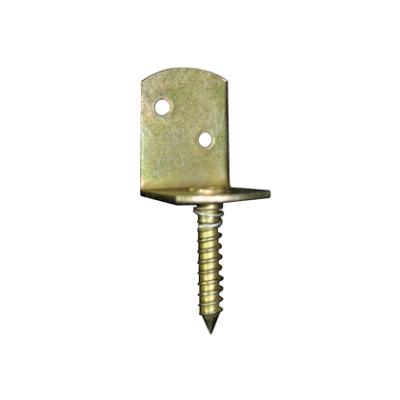 Okucie stalowe to połączenie łącznika z wkrętem