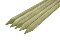 Palik drewniany strugany ostry 200x4,6