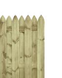 Płot do budowy ogrodzeń zewnętrznych przy posejsach lub w ogrodach
