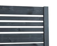 Estetyczna, malowana powierzchnia paneli drewnianych