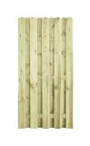 Płot drewniany deskowy HOLENDER 180x90x4,3 naturalny