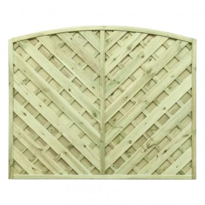 Płot diagonalny 150 x 180 cm