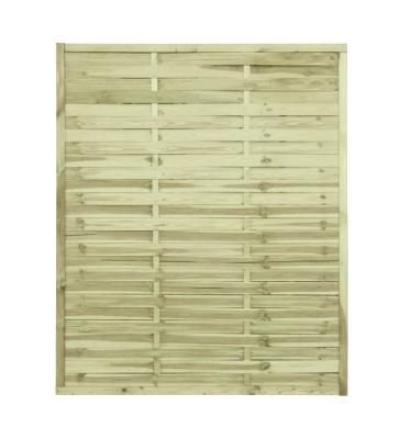 Panele lamelowe drewniane 180 cm wysokości