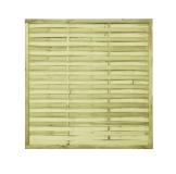 Panel drewniany lamelowy 180x180 zaimpregnowany ciśnieniowo